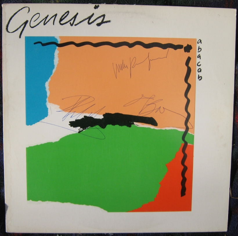 genesis-signed-abacab-lp-record-album-phil-collins-tony-banks-mike-rutherford-autograph-3